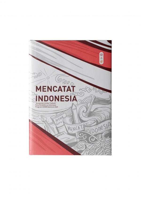 mencatat indonesia mockup